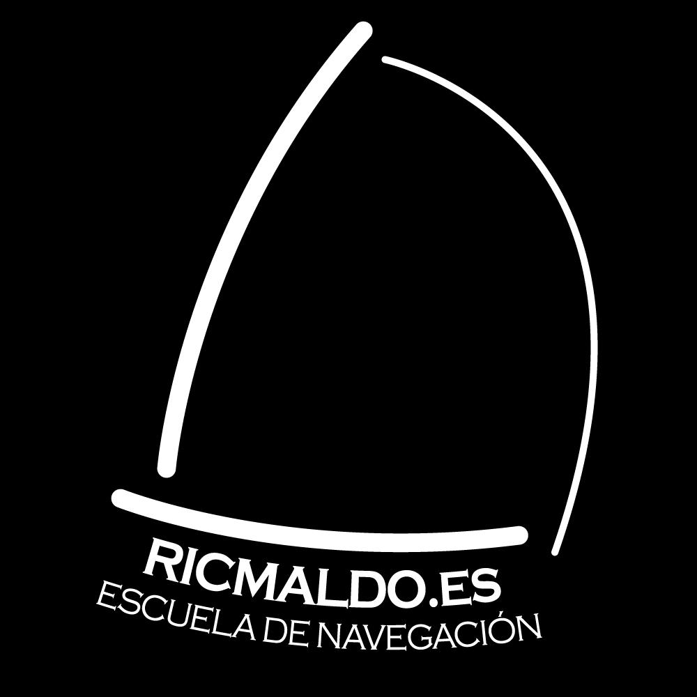 logo ricmaldo blanco